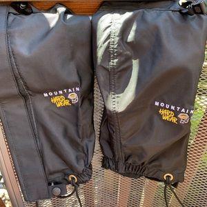 NWOT Mountain Hardwear Gaiters  Size Small